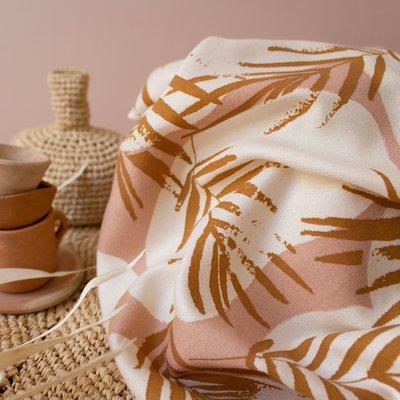 Atelier Brunette - Canopy Ochre (Lenzing™️EcoVero™️viscose fibers) €19,90 p/m