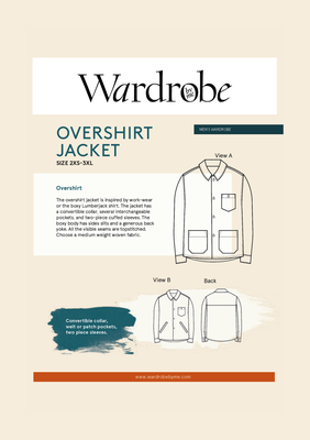 Wardrobe by Me - Overshirt  €16,50