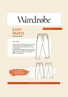 Wardrobe by Me - Easy pants €16,50