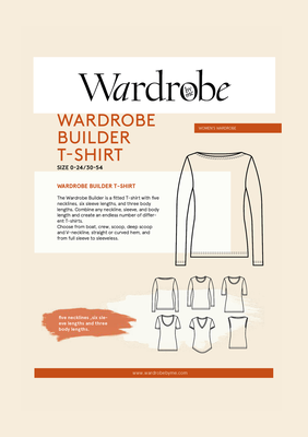 Wardrobe by Me - Wardrobe Builder T-shirt  €16,50