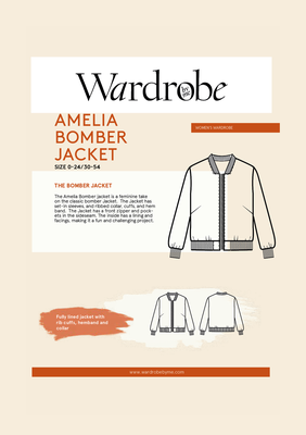 Wardrobe by Me - Amelia Bomber Jacket  €16,50