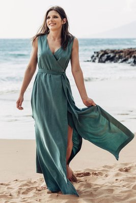 Allie Olson - Highland Wrap Dress €16,50