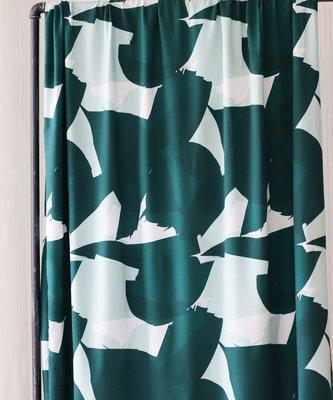COUPON 55cm mindtheMAKER - Rush Green- 100%LENZING™ECOVERO™ Viscose €19,50 p/m