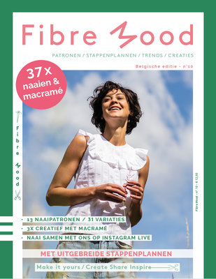 Fibre Mood -  Magazine NR.10 12,50 p/s
