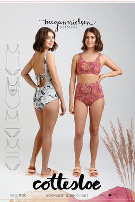 Megan Nielsen - Cottesloe swimsuit €18,50