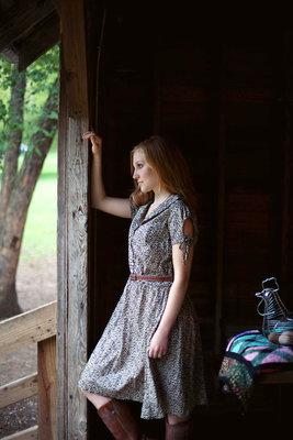 Sew Liberated - Clara Dress €18