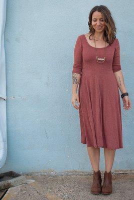 Sew Liberated - Stasia Dress €18,95