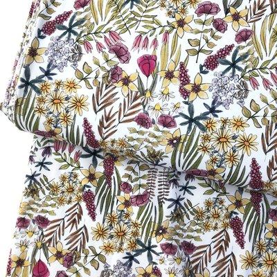 Lillestoff - Bienenwiese jersey €21,30 p/m GOTS