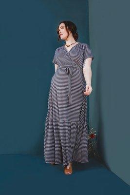 Friday Pattern Co. - Westcliff dress €18,70