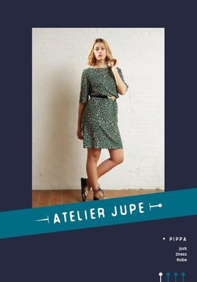 Atelier Jupe - Pippa jurk patroon €16,50 p/m