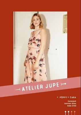 Atelier Jupe - Poppy & Cara zomerjurk patroon €16,50 p/m