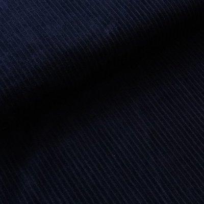 Stoffonkel - Nicky Corduroy dark blue €23,90 p/m GOTS