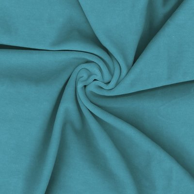 C. Pauli - Pagoda Blue Nicky Velours 25,50 p/m GOTS