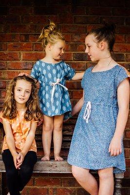 Sew to Grow - Mini Bondi top and dress €18,95