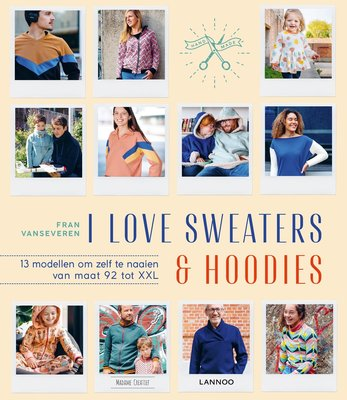 I love Hoodies & Sweaters €22,99 p/s