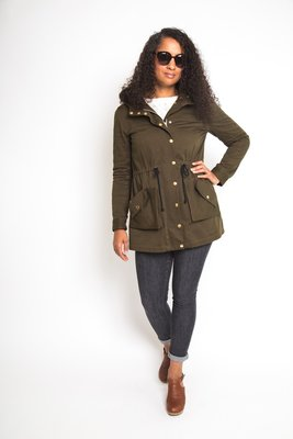 Closet Core Patterns - Kelly Anorak  €19,95
