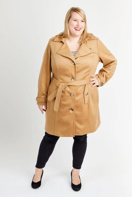 Cashmerette - Chilton Trench Coat €18,95