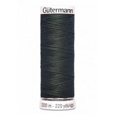 Gutermann 861 deep dark grey - 200m