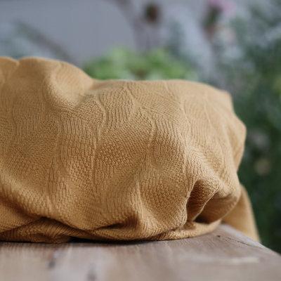 mindtheMAKER - Organic leaf JACQUARD Dry Mustard €25,90 p/m