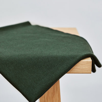 meetMilk - Two Face Coda Interlock DEEP GREEN met TENCEL™ Lyocell vezels €32 p/m
