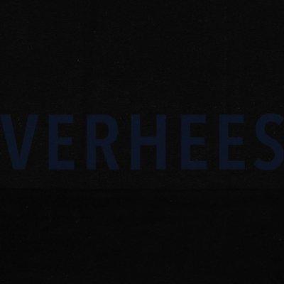 Verhees Solid Black SOFT SWEAT - €11,50 p/m GOTS