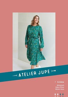 Atelier Jupe - Sienna Winterjurk patroon €16,50 p/m
