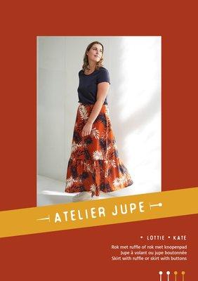 Atelier Jupe - Lottie&Kate rok patroon €16,50 p/m