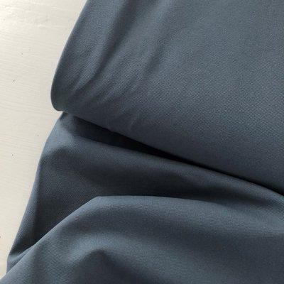 Verhees - Grey blue jeans jersey (GOTS) €16