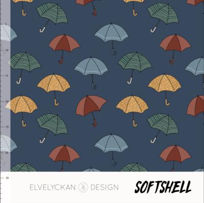 Elvelyckan  - Umbrella SOFTSHELL €23 p/m