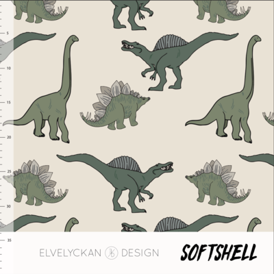 Elvelyckan  - Dino SOFTSHELL €23 p/m