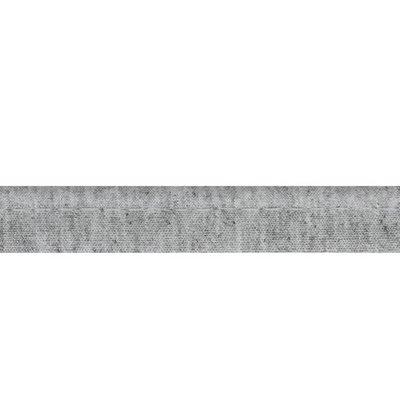 Grijs melange - ELASTISCH PASPEL 3mm
