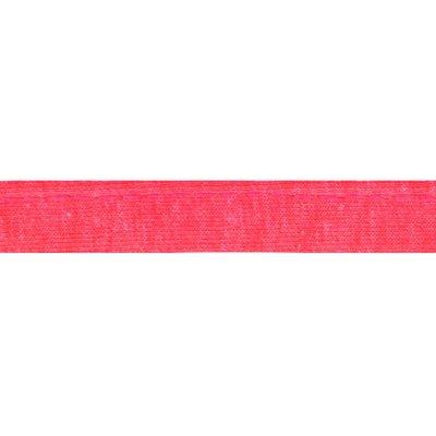 Neon roze - ELASTISCH PASPEL 3mm