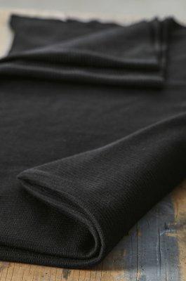 mindtheMAKER - Organic woolen ottoman BLACK €31,90 p/m