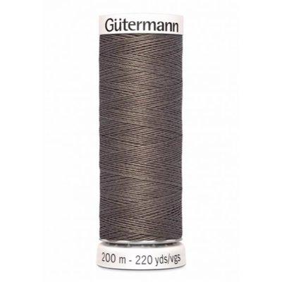 Gutermann 469 grijsbruin - 200m