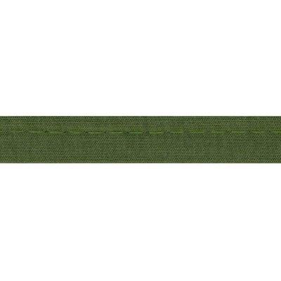 Khaki - ELASTISCH PASPEL 3mm