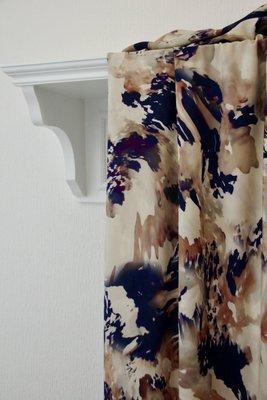 Atelier Jupe - Marble print viscose €25 p/m