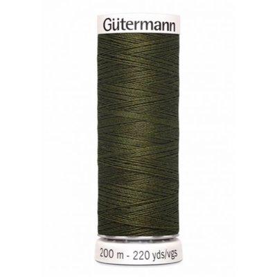 Gutermann 399 khaki groen- 200m