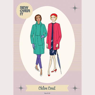 Sew Over It - Chloe Coat €15