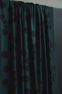 mindtheMAKER - About a dot BOTTLE GREEN - 100%LENZING™ECOVERO™ Viscose €19,50 p/m