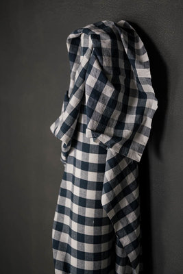 Merchant & Mills - Party Petrol Linen/Cotton €28,90p/m