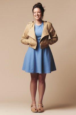 Deer&Doe Patterns - Lupin jacket €14