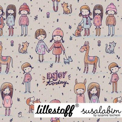 Lillestoff - Enjoy Today SUMMERSWEAT €21,80 p/m GOTS