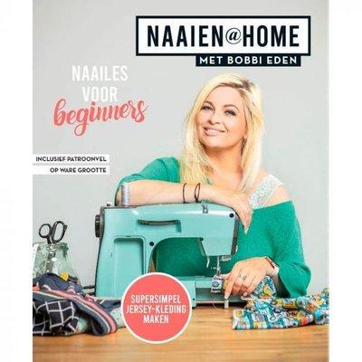 Naaien @ home met Bobbi Eden €17,50 p/s