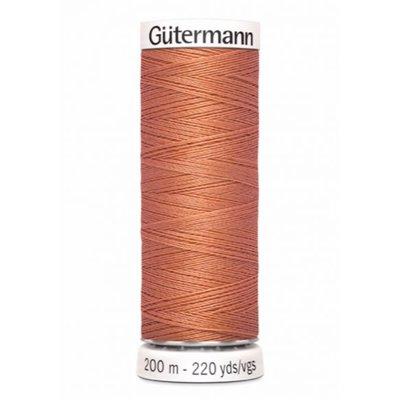 Gutermann 377 sunburn brown - 200m