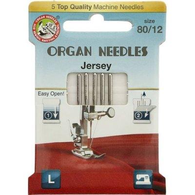 Organ ECO_pack Jersey Naalden 80-12