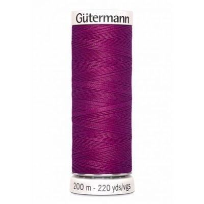 Gutermann 247 purple pink - 200m