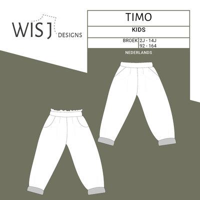 WISJ - Timo broek €12