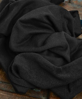 mindtheMAKER - Organic woolen FLEECE BLACK €34,90 p/m