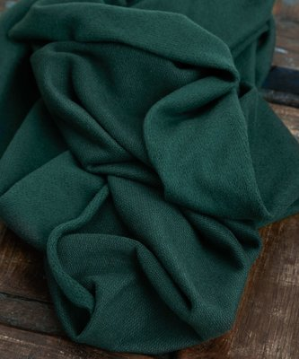 mindtheMAKER - Organic woolen FLEECE BOTTLE GREEN €34,90 p/m