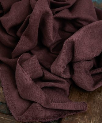 mindtheMAKER - Organic woolen FLEECE GRAPE €34,90 p/m